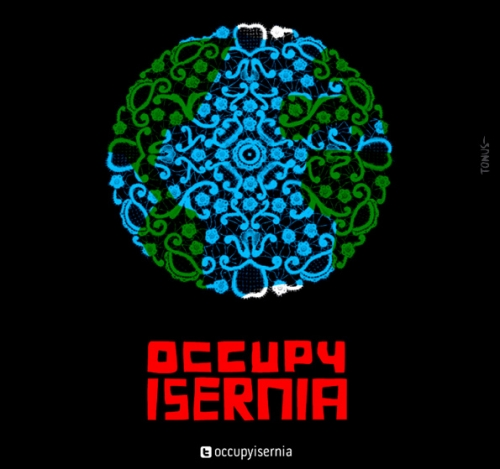 #OccupyIsernia